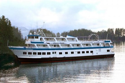Baranof Dream, Last Frontier Adventure ex Juneau to Sitka