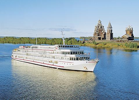 Waterways of the Tsars - Savings!