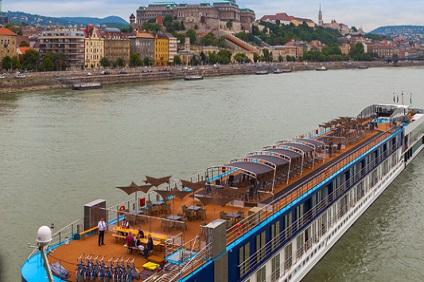 AmaVenita, Magnificent Europe ex Amsterdam to Budapest