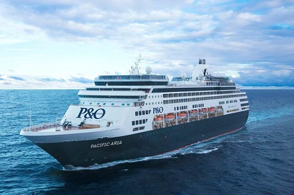 Pacific Aria, Comedy Cruise ex Auckland to Brisbane