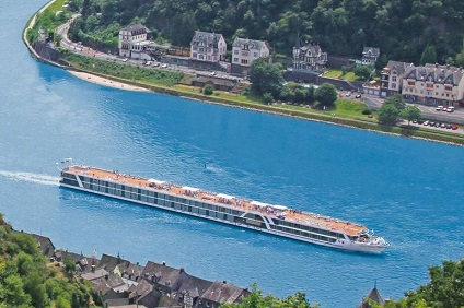 Amadeus Silver II, Classical Danube Cruise ex Passau to Budapest