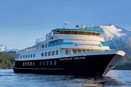 Chichagof Dream, Alaska's Inside Passage Sojourn ex Ketchikan to Sitka