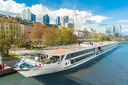 Amadeus Silver III, Clasical Rhine Cruise ex Amsterdam to Basel