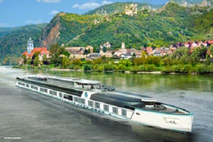 Debussy, Legendary Rhine ex Basel to Amsterdam