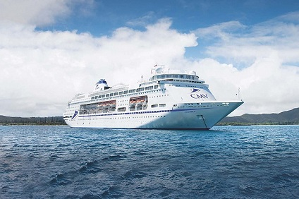 Columbus, Iceland and Northern Isles Cruise ex Tilbury Return