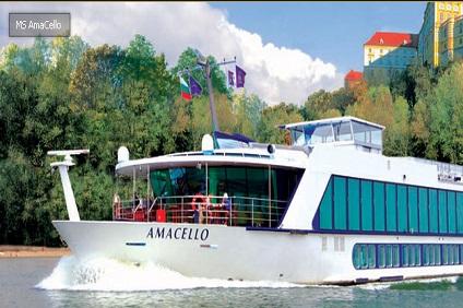AmaCello & AmaLyra, Rhone & Seine 2020 ex Arles to Paris