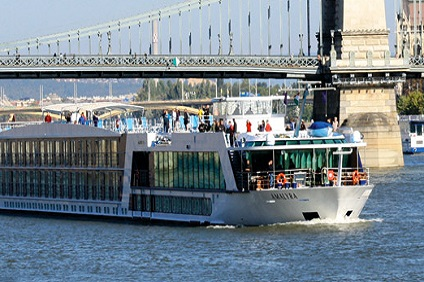 AmaLyra, Romantic Seine 2020 ex Paris Return