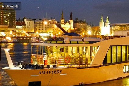 AmaVerde, Magnificent Europe 2020 ex Amsterdam to Budapest