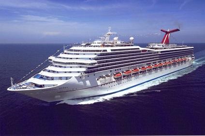 Glory, Western Caribbean Cruise ex New Orleans Return