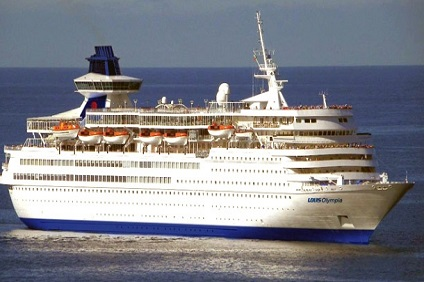 Celestyal Olympia, Iconic Aegean 2020 ex Athens Return