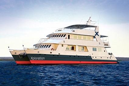 Xploration, Galapagos Northern Loop ex Baltra Return