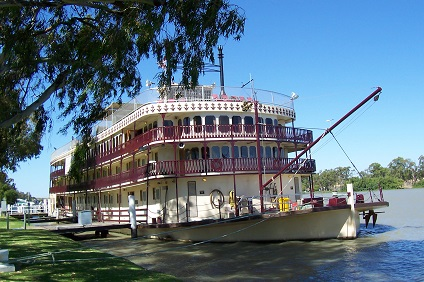 Murray River Outback Heritage Cruise - savings