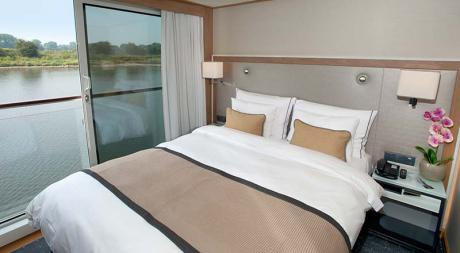 D - French Balcony Stateroom
