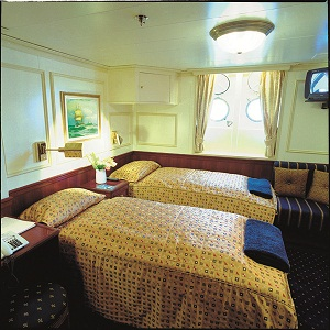 Category 04 - Oceanview Stateroom