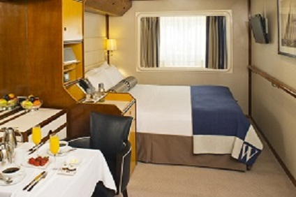 Category AX - Deluxe Oceanview Staterooms