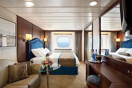C2 - Deluxe Oceanview Stateroom