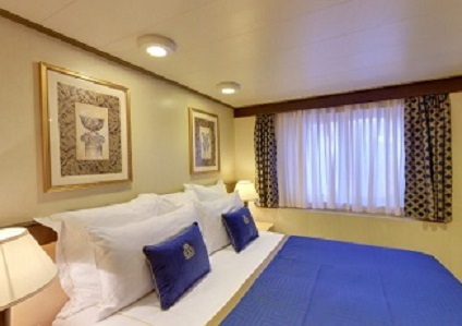 FC - Britannia Oceanview Stateroom (Obstructed View)