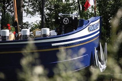 Belmond Amaryllis Barge