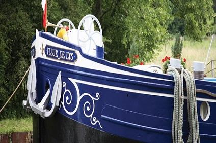 Belmond Fleur de Lys Barge