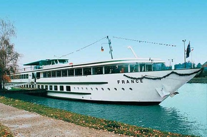 A TALE OF FOUR GRAND EUROPEAN RIVERS - FLY QUADRUPLE RIVER-CRUISE 2015