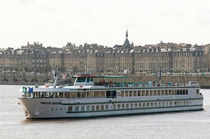 DISCOVER FRANCE! FLY-TRIPLE RIVER CRUISE AUGUST 2014