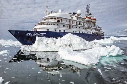 ANTARCTICA EXPRESS AIR-CRUISE WITH ANTARCTICA XXI