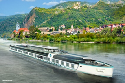 10 Night cruise departing roundtrip from Vienna