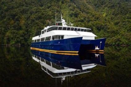 138 Foot Catamaran Cascadia