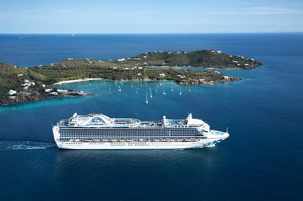 Caribbean Princess Ship