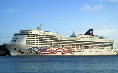 America,  Hawaii Cruise ex Honolulu Return