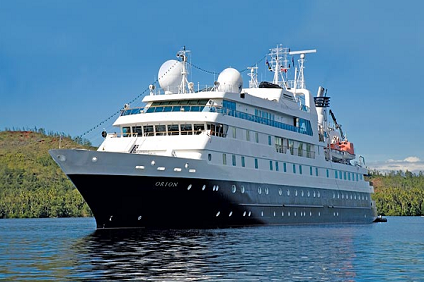 NATIONAL GEOGRAPHIC ORION - KIMBERLEY EXPEDITION CRUISE