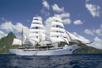 SEA CLOUD II CRUISES EX HAMBURG TO ST PETERSBURG - EARLYBIRD OFFER