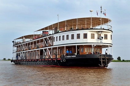 THE MYSTERIOUS MEKONG - FLY RIVER CRUISE