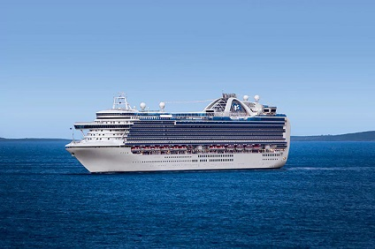 MEDITERRANEAN MAJESTY - FLY CRUISE 2015 PRINCESS
