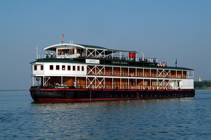 ** FROM PERTH** THE GOLDEN LAND - FLY CRUISE PANDAW II BURMA
