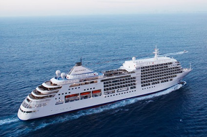 WHITE SAND, BLUE SEA & SILVER SPIRIT - FLY CRUISE SILVERSEA