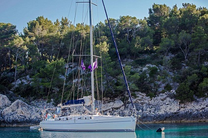 Greek Sailing Yacht