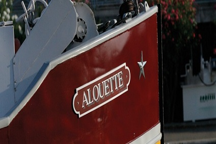 Belmond Alouette Barge