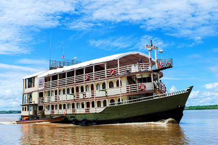 Amatista Riverboat