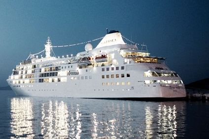 SILVERSEA ALL-INCLUSIVE LUXURY CRUISE - FORT LAUDERDALE RETURN