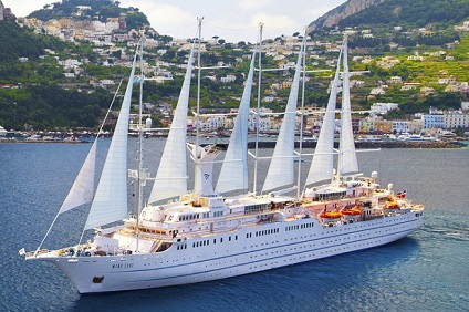 15 Night Cruise sailing from Lisbon to Rome