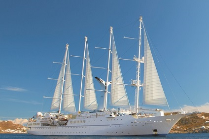7 Night Cruise sailing from Papeete roundtrip