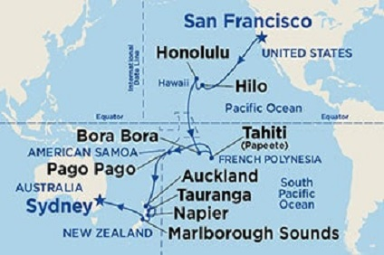 South Pacific & New Zealand