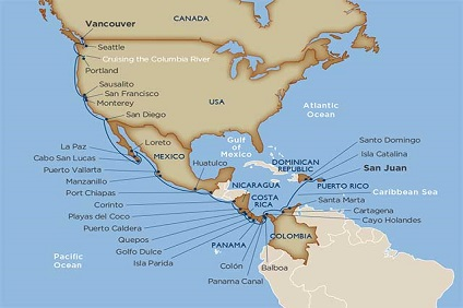 North America Pacific