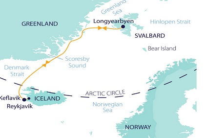 Arctic North Atlantic