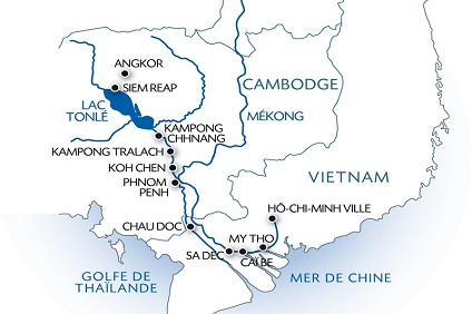 Asian Rivers