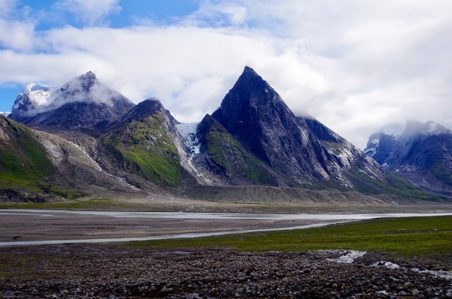 Arctic Northwest and Northeast Passages
