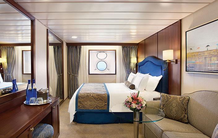 D - Oceanview Stateroom