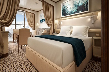 DV - Deluxe Veranda Suite