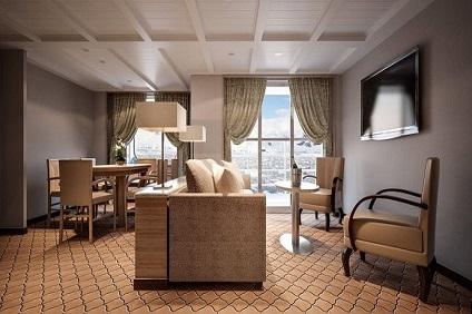 O2 - Owner's 2 Bedroom Suite